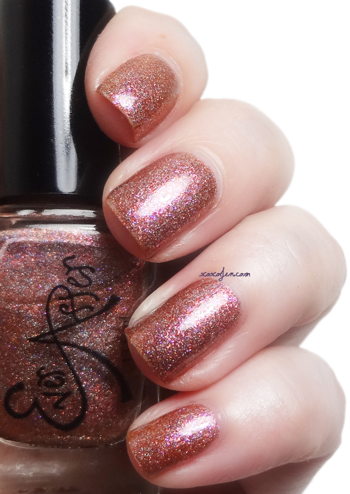 xoxoJen's swatch of Ever After Cin