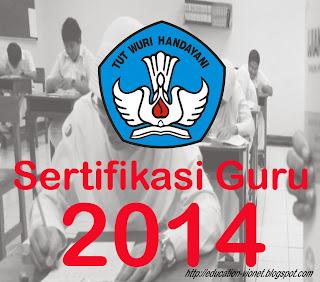 Persyaratan Umum Peserta Sertifikasi Guru 2014