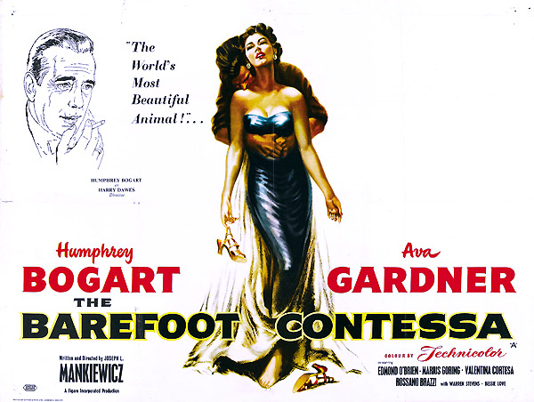"""The Barefoot Contessa"" (1954)"