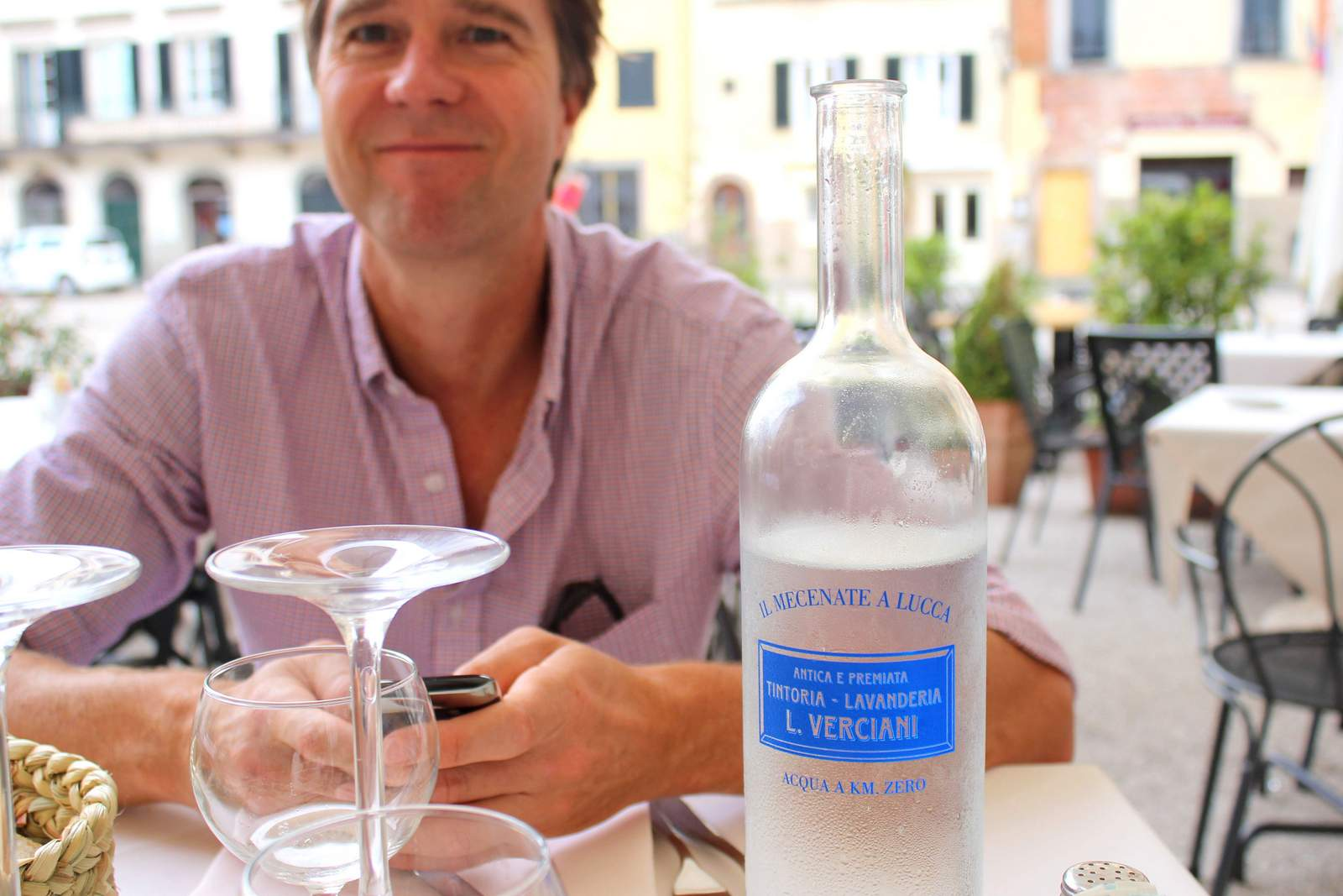 the best city in Tuscany to visit, where to eat in Lucca