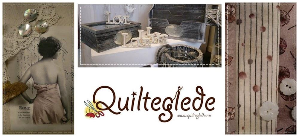 Quilteglede