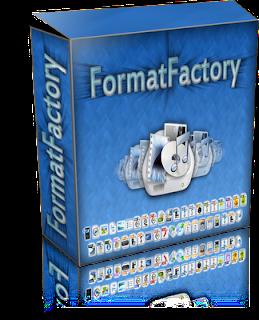 تحميل برنامج فورمات فاكتوري لتحويل جميع الصيغ - Download Format Factory 2015