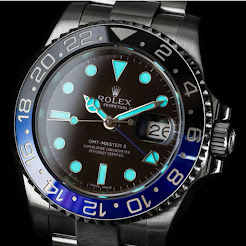 New In Box Rolex GMT Batman 116710BLNR