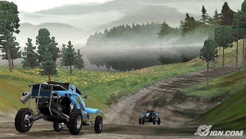 ATV Offroad Fury Pro PSP ISO Screenshoot 2