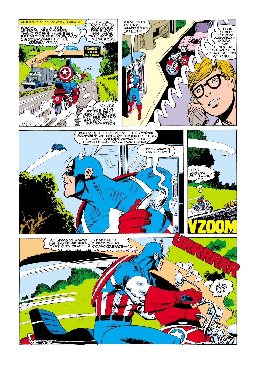 Captain America (1968) Issue #313 #241 - English 15