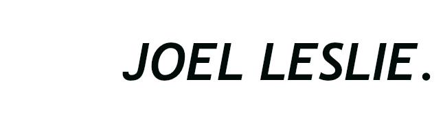 Joel Leslie.