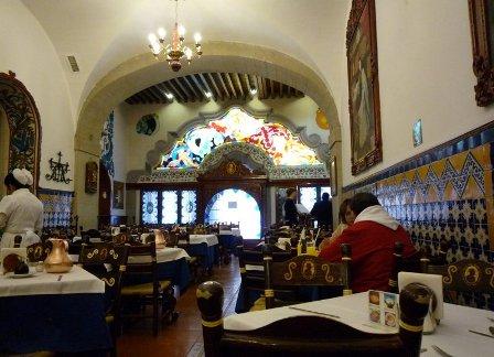 Cafe De Tacuba Mexico City