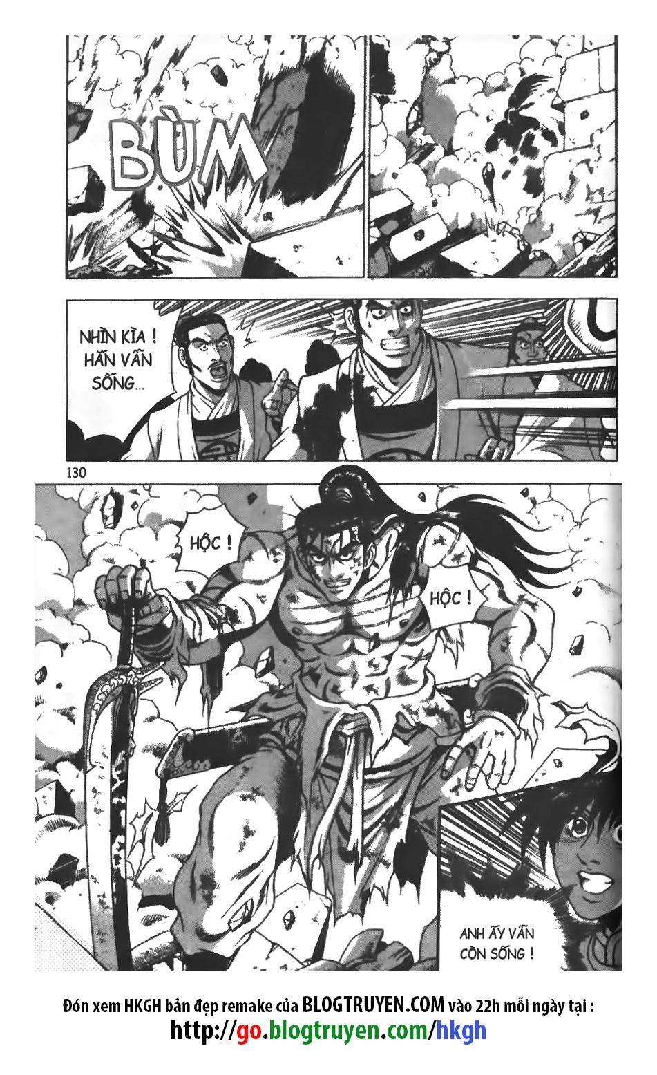 Hiệp Khách Giang Hồ - Hiệp Khách Giang Hồ Chap 212 - Pic 22