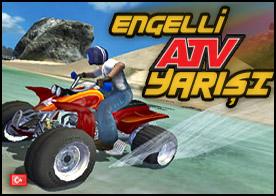 Engelli ATV Yarışı Oyunu