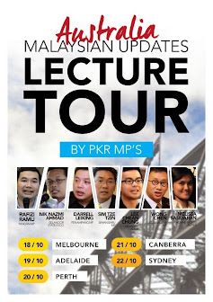 LECTURE TOUR