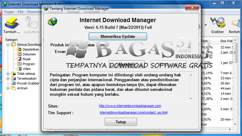Internet Download Manager 6.15 Build 7 Full Patch 2