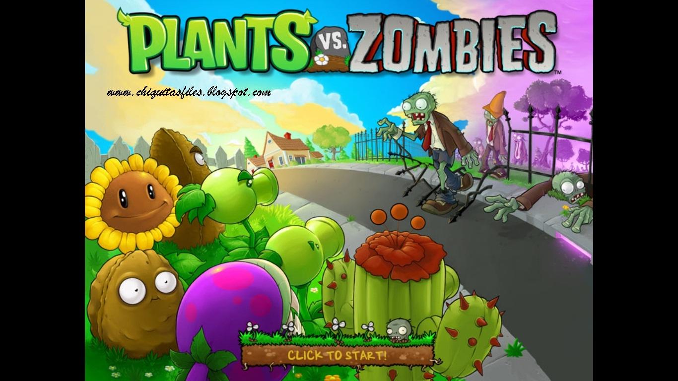 Chiquita 39 s files game plant vs zombie full version for Plante vs zombie