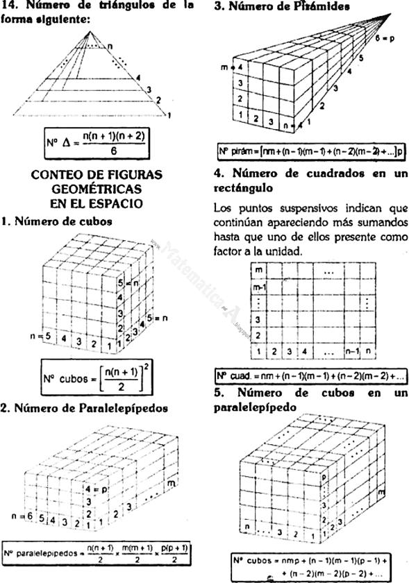 ejercicios desarrollados de geometria: