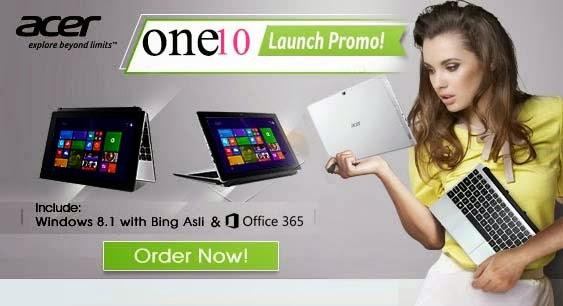 Produk Terbaru dan Special dari Acer