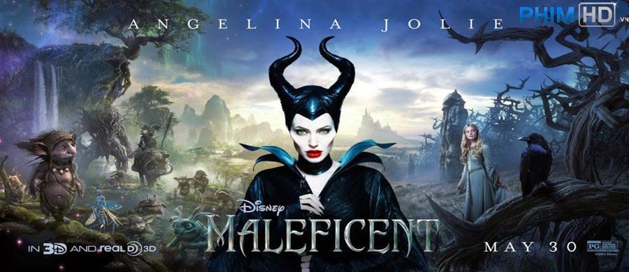Tiên Hắc Ám - Maleficent - 2014