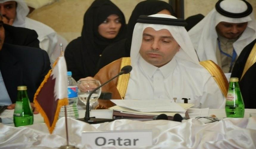 وزير التعليم القطرى
