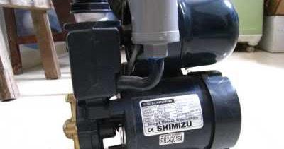 Bukti Teknologi Pompa Air Shimizu Cara Memperbaiki Pompa