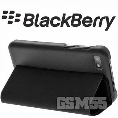 Etui avec port dégagés BlackBerry Z10