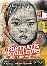 """PORTRAITS D'AILLEURS"" - Editions Riveneuve - Mars 2013"