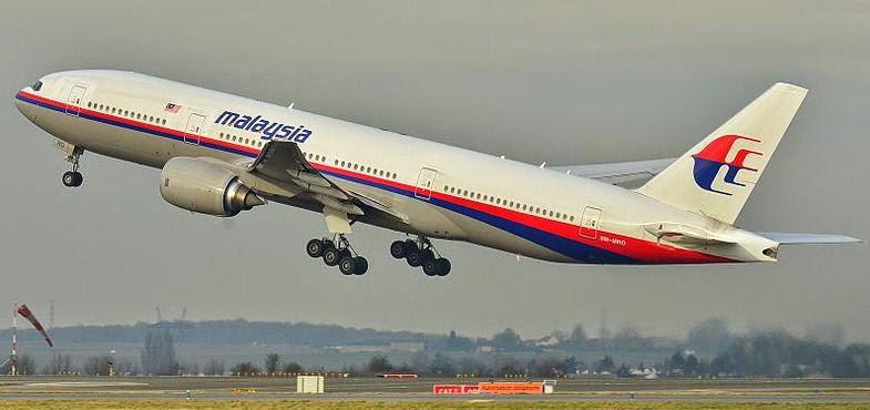 Pencarian MH370 berakhir di bawah tanah Ukraine