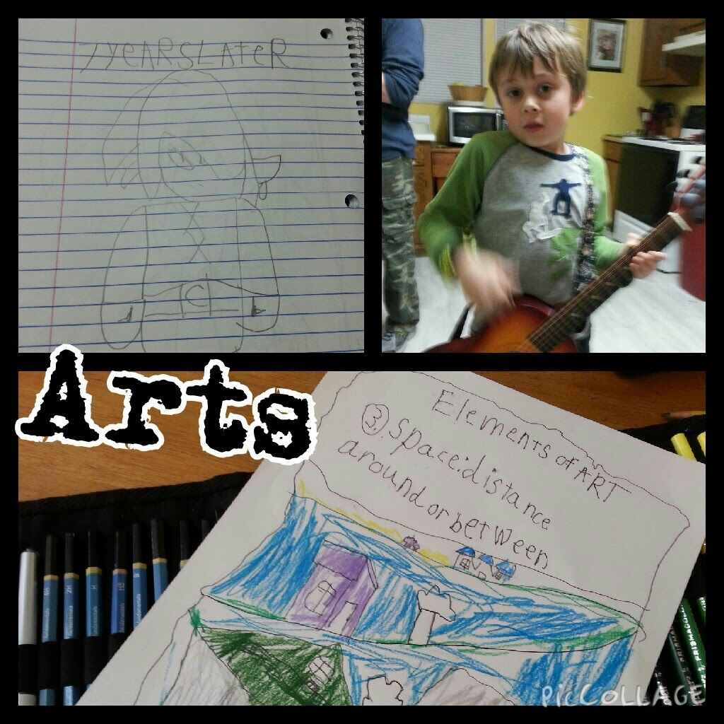 Second Grade Fine Arts