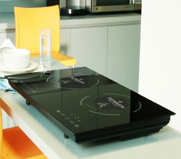 Technomancia estufas de induccion for Cocina induccion precio