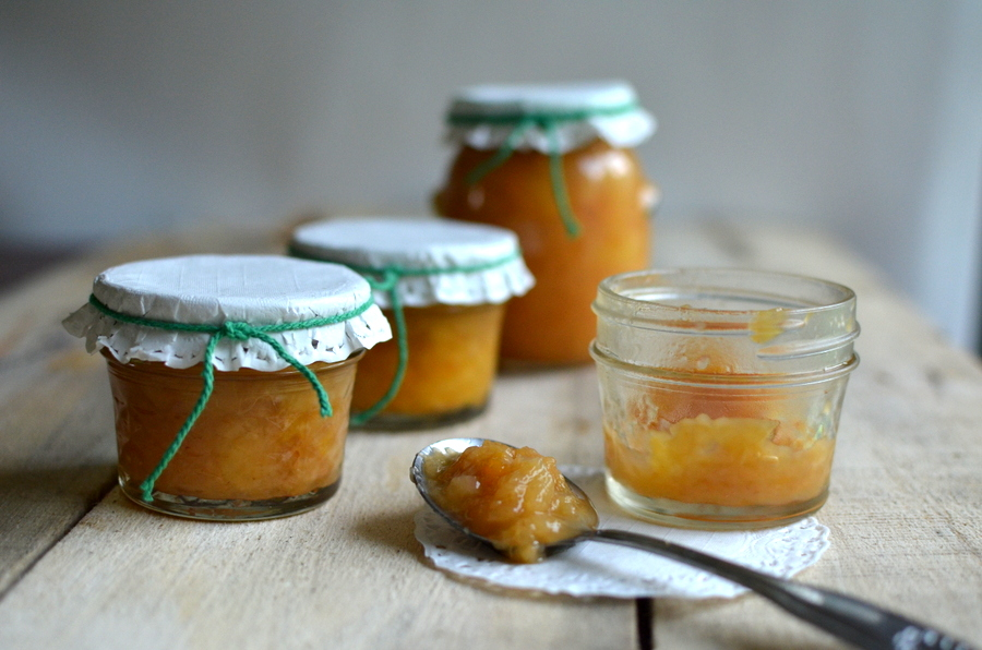 Peach Jam from Place of My Taste