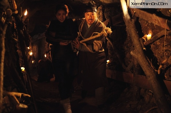 Hình ảnh phim Siêu Trộm Hoàng Cung