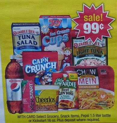 CVS Grocery Deals