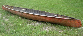 JG Brown Sunnyside Cruiser Canoe