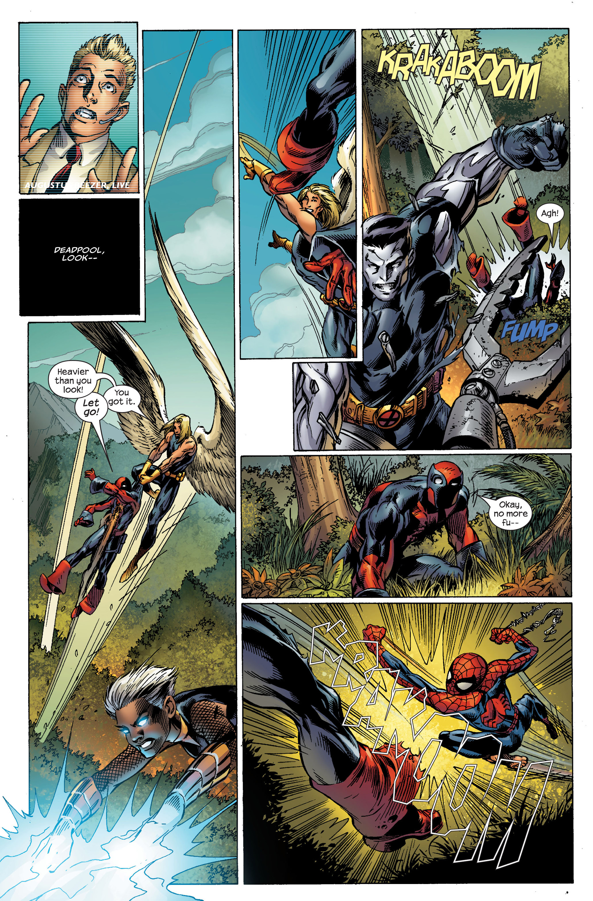 Ultimate Spider-Man (2000) Issue #94 #98 - English 11