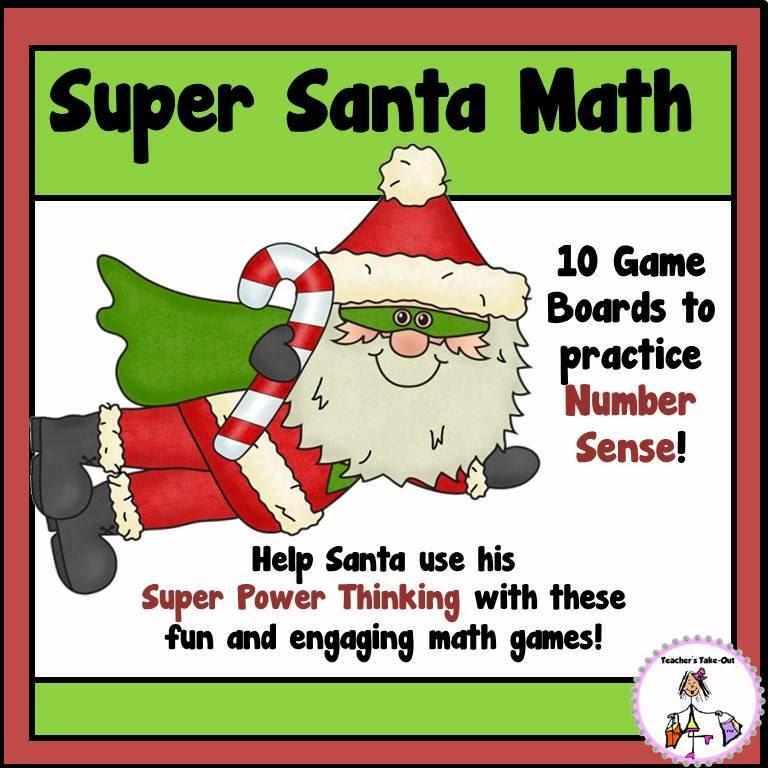 Super Santa Games