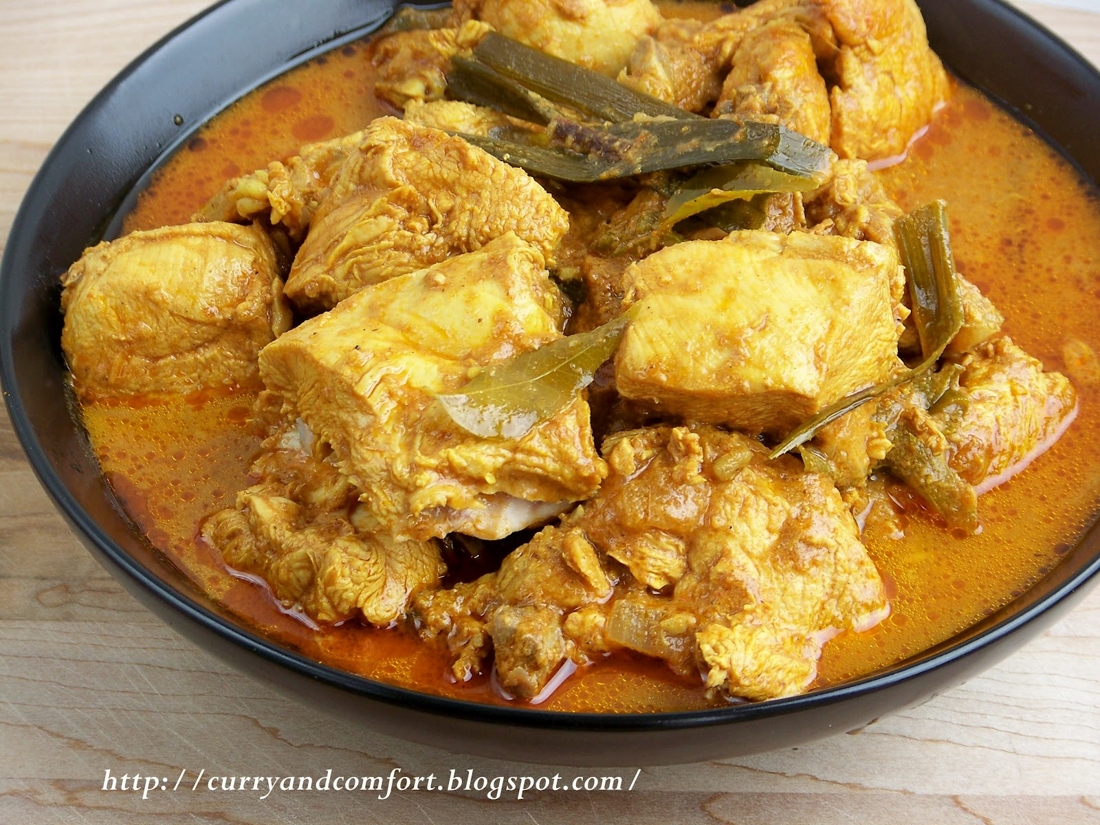 Sri Lankan Chicken Curry (My Version) Spicy