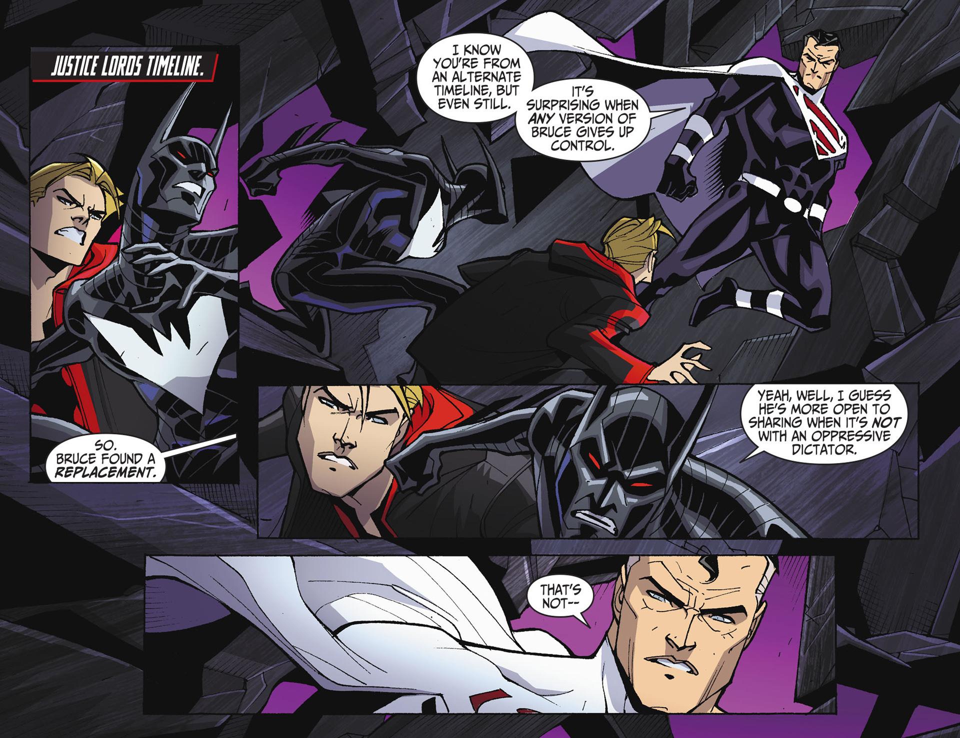 Batman Beyond 2.0 Issue #21 #21 - English 3