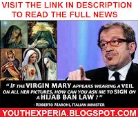 italian hijab ban