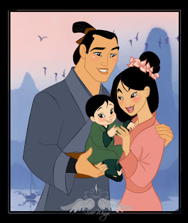 Imagenes de Mulan