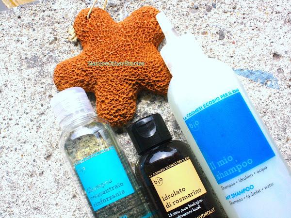Biofficina Toscana & lo Shampoo Concentrato + Idrolato [Review Dettagliatissima]