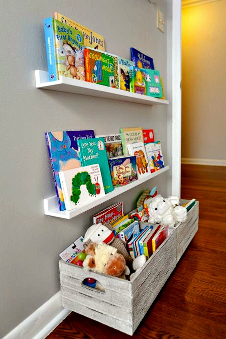 Clever And Stylish Toy Storage Ideas Fairies Pirates