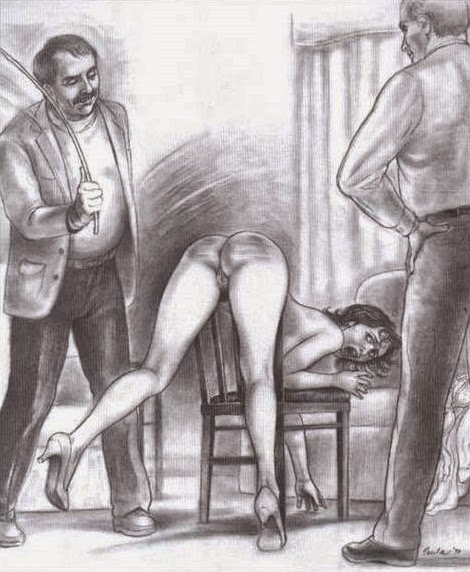 Lucky old storis of mommies who spank