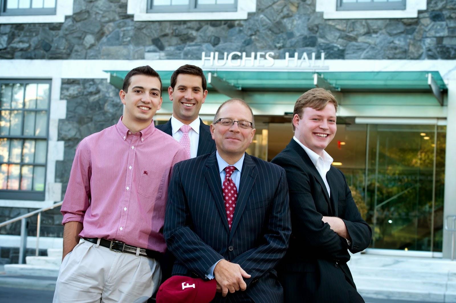Alumni Spotlight: Investment Adviser Hires, Inspires Fordham Interns
