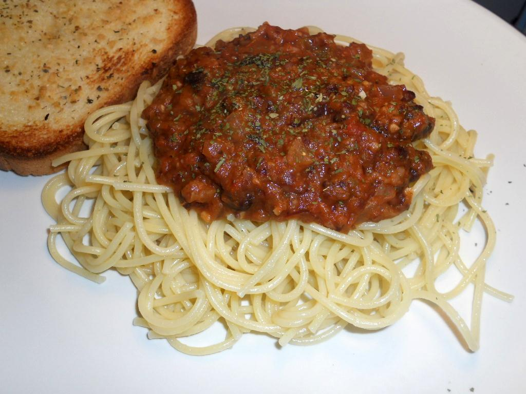 Pasta with Black Bean Sauce: Meatless Monday - Hezzi-D's Books and ...