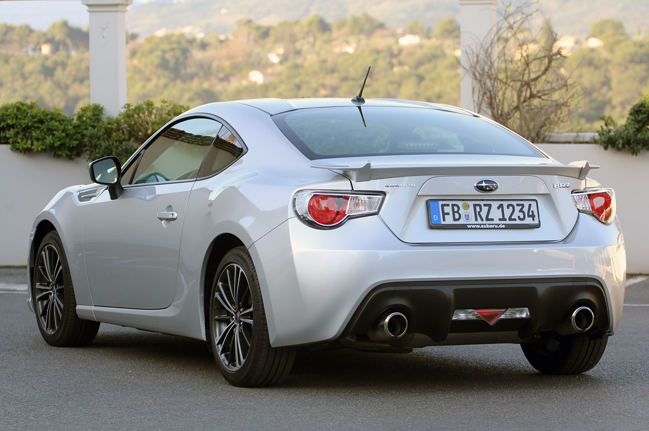 2013 subaru brz sport car the cars news. Black Bedroom Furniture Sets. Home Design Ideas