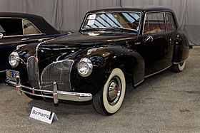 we love lincoln 39 s past present and future lincoln continental. Black Bedroom Furniture Sets. Home Design Ideas