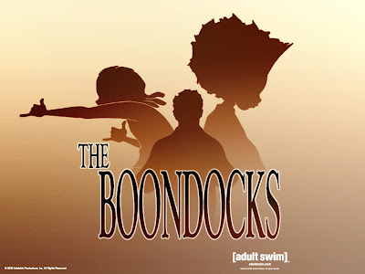 Photo 4 Free The Boondocks Wallpaper