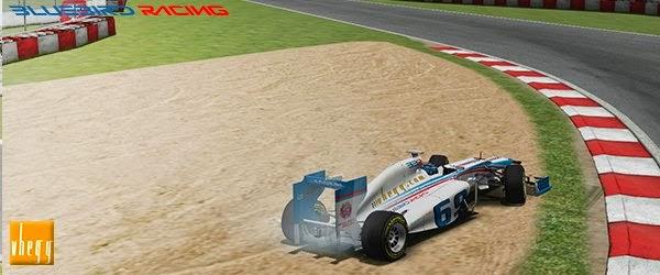 BlueBird Racing, Formula-1 Szentliga, Szentliga, szimulátorbajnokság, Spanyol Nagydíj,