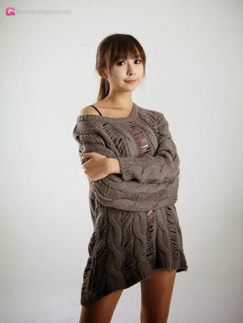 4 Lovely Seo Han Bit-Very cute asian girl - girlcute4u.blogspot.com