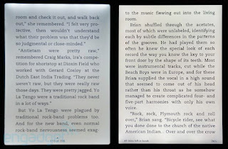COMPARATIVA KINDLE 4 VS KINDLE PAPERWHITE