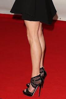 Fearne Cotton Black Miniskirt