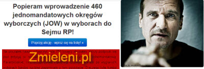 Paweł Kukiz - Zmieleni.pl