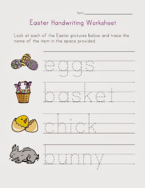 Handwriting Worksheets.com